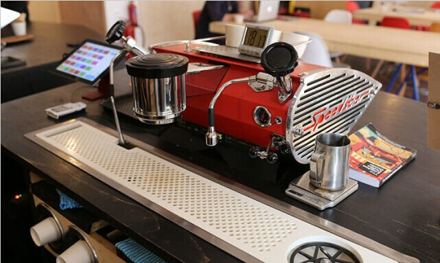 咖啡館吧臺空間尺寸,高度及創意設計